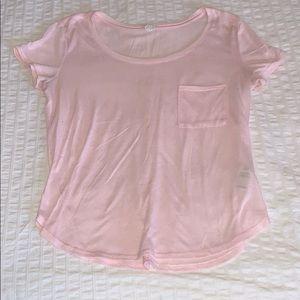 GARAGE - S Pale Pink T-Shirt